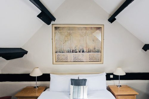 Golden Millar Room, Kings Arms Stow on the Wold
