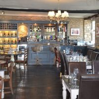 The Kings Arms, Stow on the Wold, Dining