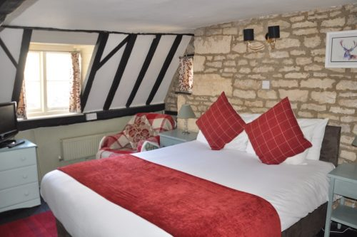 The Kings Arms, Stow on the Wold, Room 8