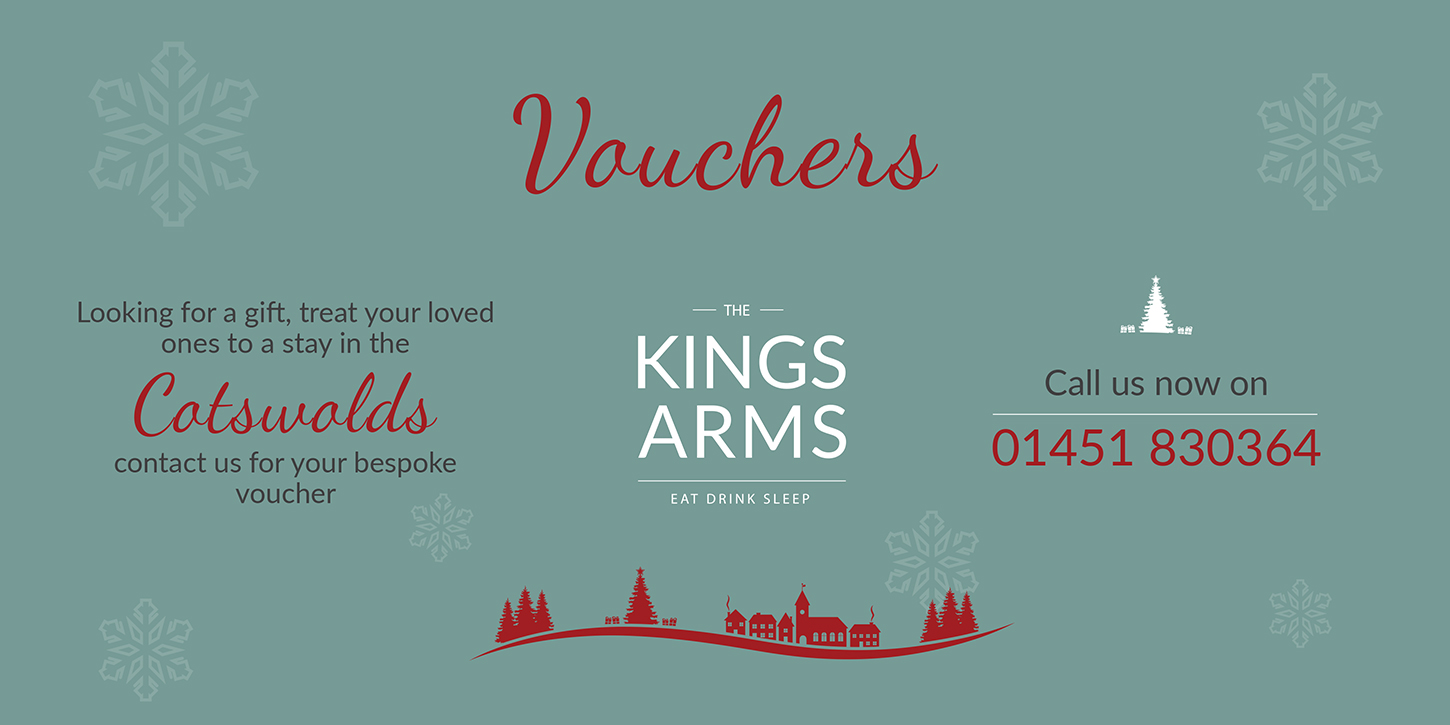 kings arms christmas