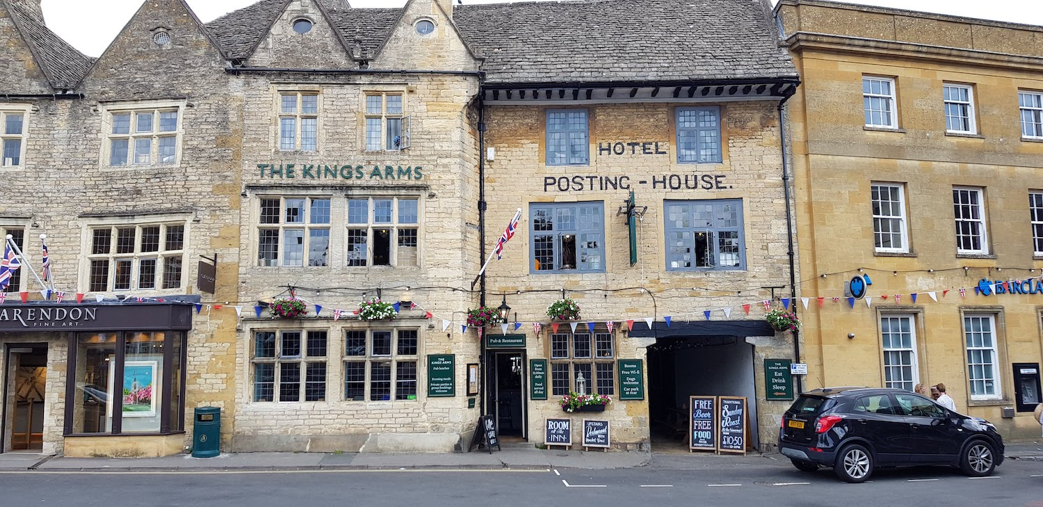 The Kings Arms Stow on the Wold